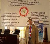 V Евразийский конгресс травматологов-ортопедов